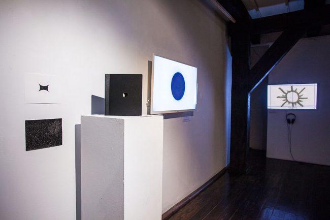 polish contemporary art in gallery in poland exhibition